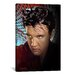<strong>'Reflecting Elvis Presley' by Betty Harper Photographic Print on Ca...</strong> by iCanvasArt