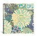 "<strong>""Flower with Fabric"" Canvas Wall Art by Erin Clark</strong> by iCanvasArt"