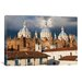 <strong>Panoramic 'Immaculate Conception Cathedral, Cuenca, Ecuador' Photog...</strong> by iCanvasArt