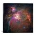 <strong>iCanvasArt</strong> Orion Nebula (Hubble Space Telescope) Canvas Wall Art