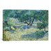 <strong>'Olive Orchard' by Vincent van Gogh Painting Print on Canvas</strong> by iCanvasArt