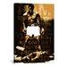iCanvasArt Muhammad Ali Vs. Sonny Liston, 1965 'I am The Greatest' Graphic Art on Canvas