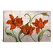 <strong>'Parrot Tulips' by John Zaccheo Painting Print on Canvas</strong> by iCanvasArt