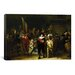 <strong>'Nightwatch' by Rembrandt Painting Print on Canvas</strong> by iCanvasArt
