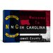 "<strong>North Carolina Flag, ""Welcome To"" Sign Grudge Graphic Art on Canvas</strong> by iCanvasArt"