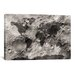 <strong>'World Map on the Moon's Surface' by Michael Tompsett Graphic Art o...</strong> by iCanvasArt