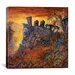 "<strong>iCanvasArt</strong> ""Rusty Train"" Canvas Wall Art by Bill Bell"