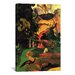 <strong>'Matamoe' by Paul Gauguin Painting Print on Canvas</strong> by iCanvasArt