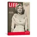 <strong>iCanvasArt</strong> Vintage Posters Marilyn Monroe Life Magazine Cover Vintage Advertisement on Canvas