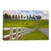 <strong>'Manchester Farm, Kentucky 08 - Color' by Monte Nagler Photographic...</strong> by iCanvasArt