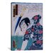 iCanvasArt Japanese Art 'Man with Knife' by Kunisada (Toyokuni) Painting Print on Canvas
