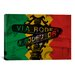 """<strong>Flags Los Angeles, California - """"Rodeo Drive"""" Sign Grunge Graphic A...</strong> by iCanvasArt"""