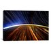 <strong>Astronomy and Space 'Long Exposure Star Photograph from Space II' G...</strong> by iCanvasArt
