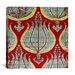 <strong>iCanvasArt</strong> Lampas Textile with Tulips Lamella Turkey Canvas Wall Art