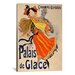 <strong>'Palais De Glace' Vintage Advertisement on Canvas</strong> by iCanvasArt