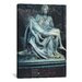 <strong>'Pieta' by Michelangelo Photographic Print on Canvas</strong> by iCanvasArt