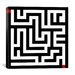 <strong>Modern Art Labyrinth Graphic Art on Canvas</strong> by iCanvasArt