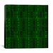 <strong>Modern Art Tile Code Graphic Art on Canvas</strong> by iCanvasArt