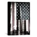 iCanvasArt Flags New York Freedom Tower Graphic Art on Canvas