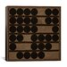 <strong>Modern Art Wood Shelf Graphic Art on Canvas</strong> by iCanvasArt