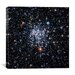iCanvasArt NGC 265 Open Cluster (Hubble Space Telescope) Canvas Wall Art