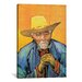 <strong>'Portrait of Patience Escalier' by Vincent van Gogh Painting Print ...</strong> by iCanvasArt