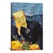 <strong>iCanvasArt</strong> 'Portrait of Dr. Gachet' by Vincent Van Gogh Painting Print on Canvas