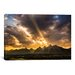 iCanvasArt 'Power of Beauty' by Dan Ballard Photographic Print on Canvas