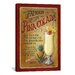 <strong>Decorative Art 'Famous Recipe for Pina Colada' by Lisa Audit Vintag...</strong> by iCanvasArt