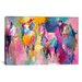 iCanvasArt 'Wild' by Richard Wallich Painting Print on Canvas