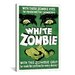 <strong>'White Zombie (Movie)' Vintage Advertisement on Canvas</strong> by iCanvasArt