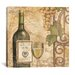 "<strong>iCanvasArt</strong> ""Wine Tasting IV"" Canvas Wall Art by John Zaccheo"