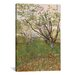 <strong>'The Flowering Orchard 1888' by Vincent Van Gogh Painting Print on ...</strong> by iCanvasArt