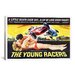 <strong>The Young Racers Vintage Movie Poster Canvas Print Wall Art</strong> by iCanvasArt