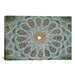 iCanvasArt Islamic 'Tomb of Hafez Mosaic' Graphic Art on Canvas