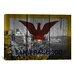 iCanvasArt Flags San Francisco City Skyline Graphic Art on Canvas