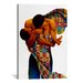 """<strong>""""Sheltering Love"""" Canvas Wall Art by Keith Mallett</strong> by iCanvasArt"""