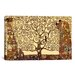 <strong>'The Tree of Life' by Gustav Klimt Painting Print on Canvas</strong> by iCanvasArt