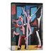 iCanvasArt 'Three Dancers' by Pablo Picasso Painting Print on Canvas