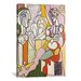 <strong>'Sculptor' by Pablo Picasso Painting Print on Canvas</strong> by iCanvasArt