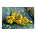 <strong>iCanvasArt</strong> 'Still Life with Quince Pears' by Vincent Van Gogh Painting Print on Canvas