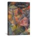 <strong>'The Hotel (Das Hotel)' by Paul Klee Painting Print on Canvas</strong> by iCanvasArt