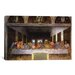 <strong>'The Last Supper' by Leonardo Da Vinci Painting Print on Canvas</strong> by iCanvasArt