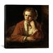 "<strong>""The Kitchen Maid"" Canvas Wall Art by Rembrandt</strong> by iCanvasArt"