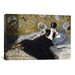 <strong>'The Lady with Fans (Nina de Callias)' by Edouard Manet Painting Pr...</strong> by iCanvasArt