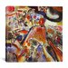 "<strong>""Small Pleasures"" Canvas Wall Art by Wassily Kandinsky</strong> by iCanvasArt"