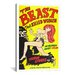 <strong>The Beast That Killed Woman Vintage Horror Movie Poster Vintage Adv...</strong> by iCanvasArt