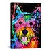 <strong>'Westie' by Dean Russo Graphic Art on Canvas</strong> by iCanvasArt