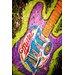 iCanvasArt Lambert Guitar Miller Canvas Print Wall Art