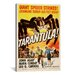 <strong>Tarantula! Vintage Movie Poster Canvas Print Wall Art</strong> by iCanvasArt